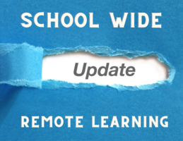 REVISED School Wide Remote Learning