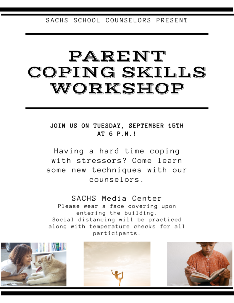 Parent/Guardian Workshop
