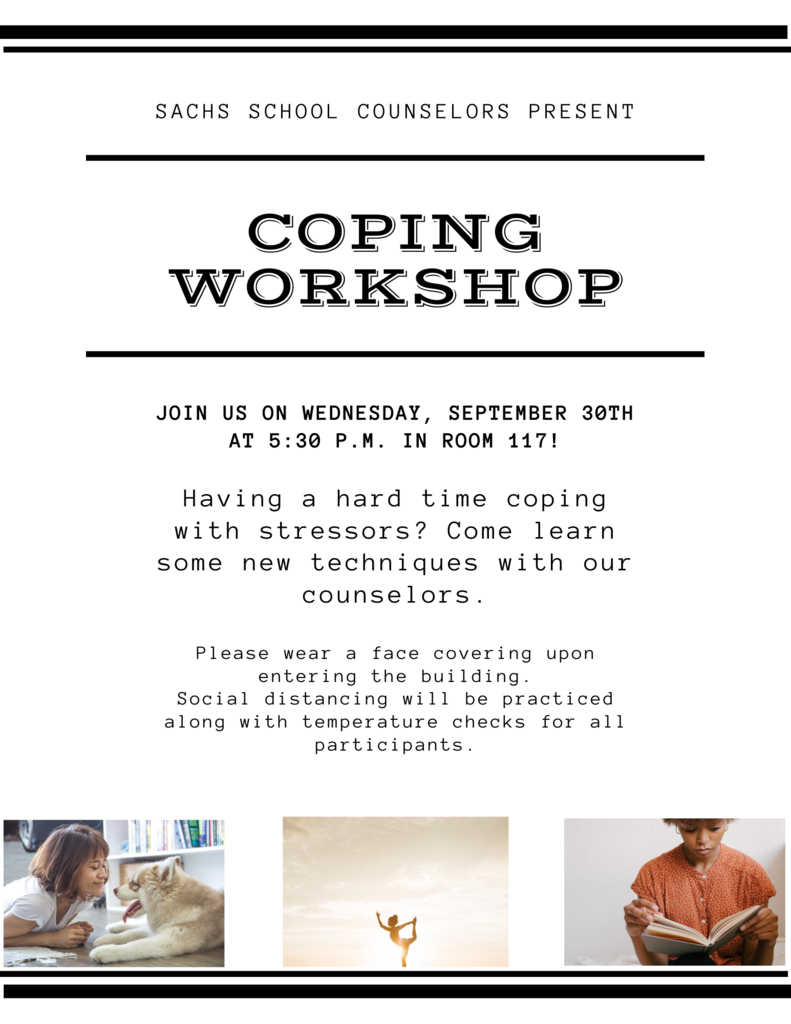 Coping Workshop